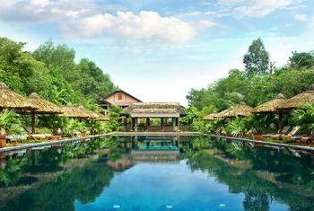Pilgrimage Village Hue Pool 1