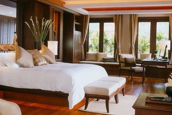 Trisara Resort Phuket Bedroom