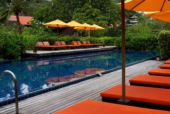 Zeavola Resort & Spa Pool