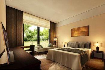 Pan Pacific Suzhou Hotel Bedroom