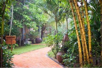 Pilgrimage Village Hue Garden