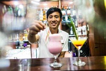 Bhaya Cruise Drinks