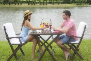 Ana Mandara Villas private meals