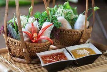 Pilgrimage Village Hue Food 1