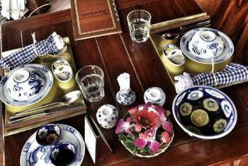 Bassac Cruises Food 3