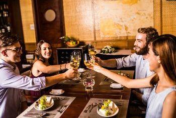 Bhaya Cruise Dinner
