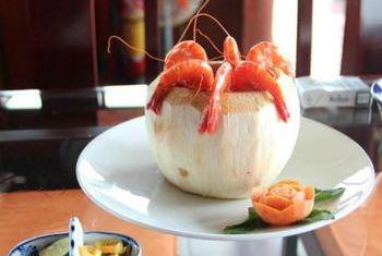 Bassac Cruises Food 1