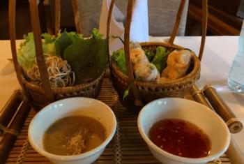Pilgrimage Village Hue Food 2