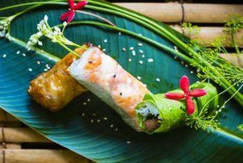 La Veranda Resort - Phu Quoc Spring Roll