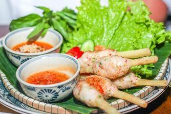 Angsana Lang Co Vietnamese food