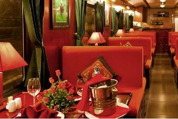 Victoria Sapa Resort and Spa  restaurant 2