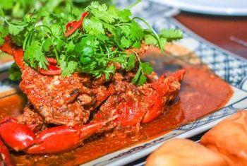 Angsana Lang Co Authentic dish