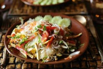 Rayavadee Krabi Food 5