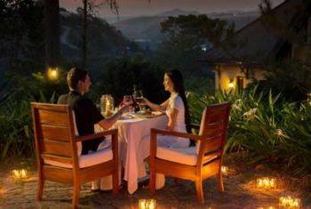 Ana Mandara Villas dinner