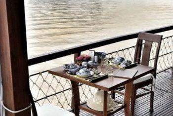 Bassac Cruises Restaurant 2