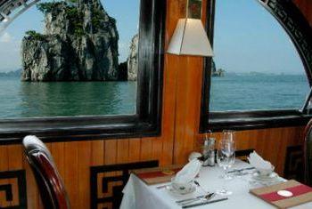 Princess Junk Halong Bay Restaurant 1