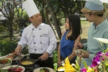 Ana Mandara Villas Chef