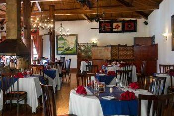 Victoria Sapa Resort and Spa Restaurant 1
