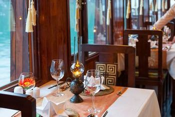 Bassac Cruises Restaurant 1