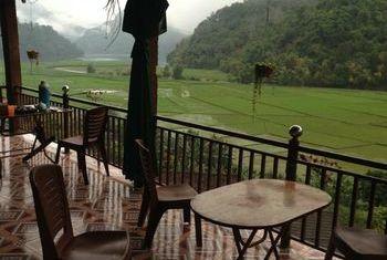Ba Be Lake View Homestay Restaurant