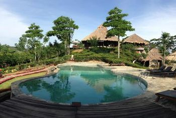 98 Acres Hotel Pools