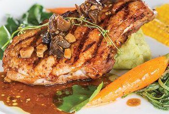 Anantara Bophut Koh Samui Resort food 1