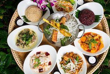 Anantara Bophut Koh Samui Resort food 4