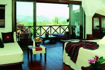 Belmond La Residence Phouvao bedroom