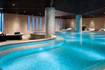 Banyan Tree Chongqing Beibei pool