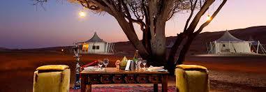Desert Night Camp - Oman