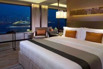 InterContinental Grand Stanford, Hong Kong Bedroom