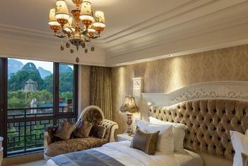 Guilin Bravo Hotel living room