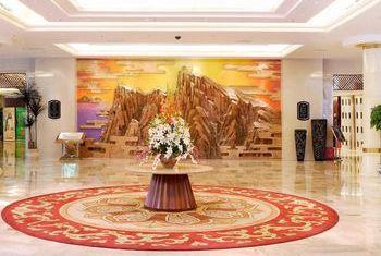 Hongzhu Shan Hotel Emeishan main hall