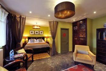 Hotel Cote Cour Beijing bedroom