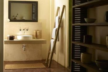 Knai Bang Chatt Resort bathroom