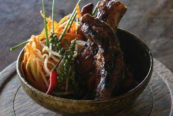 Knai Bang Chatt Resort food 2