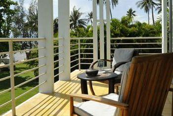 Knai Bang Chatt Resort view