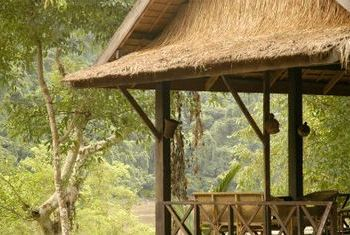 Kamu Lodge building