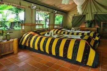 Kamu Lodge in the lodge