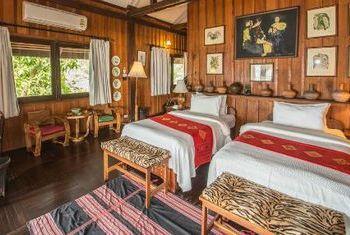 La Folie Lodge bedroom