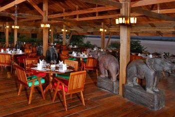 La Folie Lodge restaurant