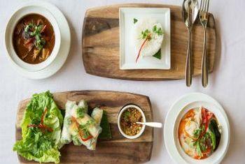 Luang Say Lodge dinning