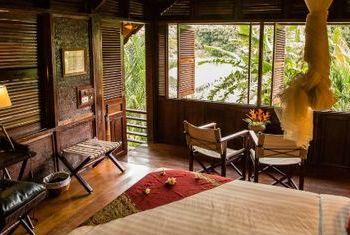 Luang Say Lodge Bedroom