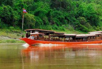Luang Say Lodge Crusing