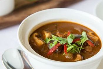 Luang Say Lodge Food