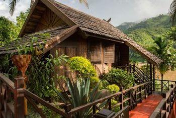 Luang Say Lodge house