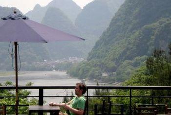 Li River Resort Yangshuo view