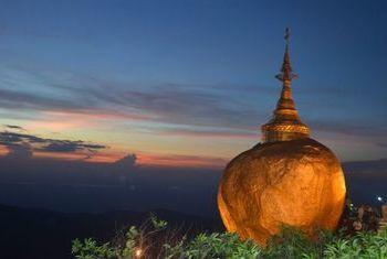 Mountain Top Hotel Golden rock
