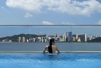 Mandarin Oriental - Macau beautiful view from the hotel