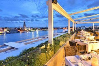Riva Surya Bangkok Dinning on the river